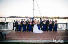 Washington, NC Waterfront Wedding {Emily
