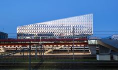 The innovative Closed Cavity Facade system (developed for the JTI Headquarters in Geneva, Switzerland) was developed as a unique unitized curtain wall syste ...