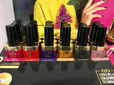 ProNails Longwear Nailpolish A/W Anverelle Rising Sun + Giveaway!