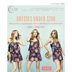 cusp+-+Summer+Dresses+Under+$200!+on+Wed,+June+19+2013