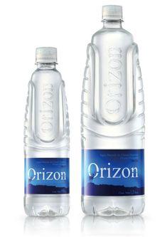 Botella creativa