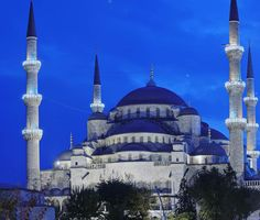 Sultan Ahmet Mosque (The Blue Mosque) Istambul