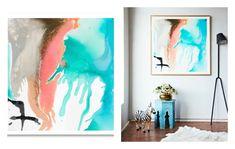 Prudence Caroline- Limited edition works on paper (prints) - Rebecca Judd Loves