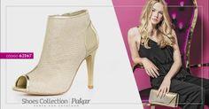 Moda Zapatos Shoes Collection Pakar fashion fw16 otoño invierno