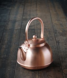 Copper Kettle by Azmaya