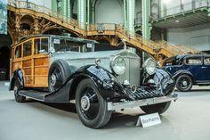 1928 Rolls-Royce Shooting Brake in Paris