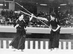 DeArtibus : Multicultural Paper Arts: Onna Bugeisha: Japanese Women Warriors (women samurai) - historical photographs & paintings