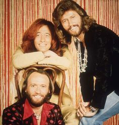 #tbt Bee Gees HUGE part of disco music! @Brittany Loyer (Grams) Gees LV
