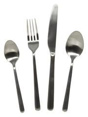 George Home 16 Piece Satin Ripley Cutlery Set Baby Toys, Kids Toys, Honeysuckle Cottage, Cutlery Set, Asda, Latest Fashion For Women, Home And Garden, Satin, Childhood Toys
