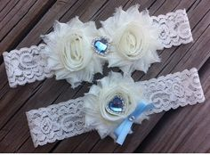 Wedding Garter / Rhinestone Wedding Garter / by SimplyKateGrace, $19.00