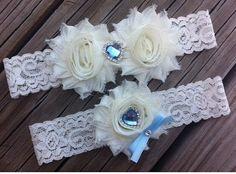 Wedding Garter / Rhinestone Wedding Garter / by SimplyKateGrace, $19.00