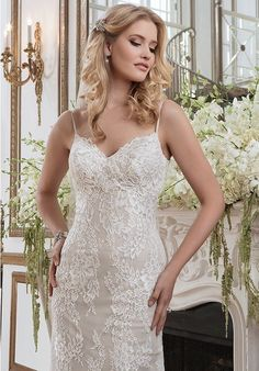 New arrival! This beauty from Justin Alexander features Chantilly lace, with a fit to flare silhouette, spaghetti straps and v-neckline. Available in size 8 . . . . #savvybridal #affordyourdreamdress #designergownforless #offtherack #sayyestothedress #kansascitybride #kcbride #kansascitywedding #kcwedding #kcbridalshop #kansascitybridalshop #kansascitybridalboutique #engagedinkc #weddingseason #missouribride #kansasbride #midwestwedding #love #engaged #bridalgown #theknotdresses…