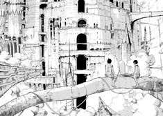 knights of sidonia | Knights of Sidonia 37 - Page 18