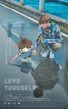 56 Ideas for bts wallpaper iphone backgrounds to drawing chibi Bts Lockscreen, Bts Wallpaper Iphone Taehyung, Bts Wallpaper Lyrics, Iphone Wallpaper, Bts Taehyung, Taehyung Fanart, Bts Bangtan Boy, Bts Jimin, V Drama