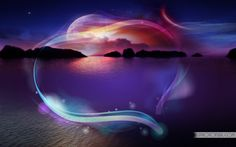Free Pictures Hearts | Animated Heart And Nature Wallpapers | Free Wallpapers