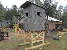 Deer Hunting Shooting Houses Multiply Your Profit With Online