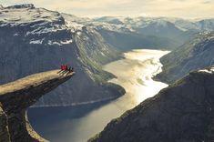 Norwegia praktycznie. Ciekawe miejsca, co warto zobaczyć, gdzie spać? Norway, Safari, Mountains, Places, Nature, Outdoor, Travelling, Historia, Fotografia