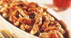 Filetti di pollo con tonno e olive alla mediterranea | Ricette