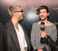 Smile Bill y Tom
