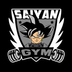 Anime Gym Black version - NeatoShop