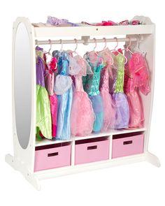 4 My Lil' Princess Guidecraft Dress Up Storage