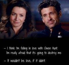 """Nobody likes u Amelia! If Cristina were here, she and Mer would kick your a$$!!!!! """"Get your own life!!!!""""-Mer...and me!"""