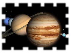 Página con manualidades y descargas sobre astronomía para niños