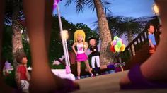 LEGO® Friends Stephanies verrassingsfeest 6 - Verrassing - YouTube