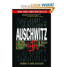 Just finished reading this and it is very factual. So much detail. I cannot imagine living through what this doctor did. It is his account of his life in Auschwitz as a doctor in the crematoriums. He conducted autopsies for some of the most evil people to have ever lived. An amazing read but brace yourself for a very intense inside look of a concentration camp.