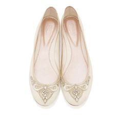 Stunning Bridal Flats from Emmy London