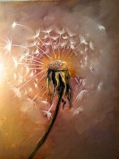 Dandelion Sow-thistle by zwolu on Etsy.