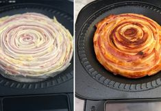 Pie Maker Cheese and Bacon Scroll - Real Recipes from Mums Mini Pie Recipes, Cooking Recipes, Bacon Pie, Frozen Puff Pastry, Sausage Rolls, Mini Pies, Savory Snacks, Tasty, Treats
