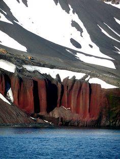 Antarctica, Deception Island   by Med Gull on Flickr