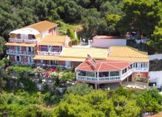 14 comfortable apartments near by the sea, all are having great sea view!!!