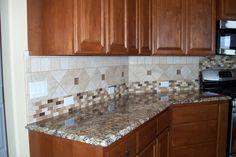 what Not to do  Decorative Ceramic Kitchen Backsplash Tiles - Decobizz.