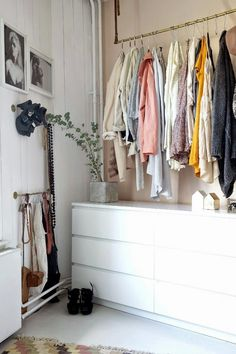 Time for Fashion » Decor Inspiration: Nice Closets