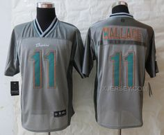 nike miami dolphins 11 mike wallace 2013 green limited jersey xjersey nike dolphins 11 . nike nflmik