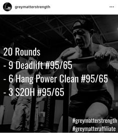Crossfit Barbell, Crossfit Garage Gym, Crossfit Workouts At Home, Wod Workout, Workout Days, Travel Workout, Kettlebell Training, Weight Training Workouts, Crossfit Endurance