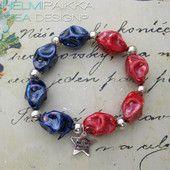 Punaiset ja siniset rusinat