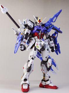 1/100 Two-Strike Gundam - Customized Build
