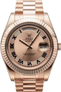 Rolex Oyster Perpetual Day-Date II 218235