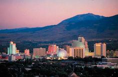 Reno, Nevada :) best vacation ever!