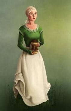 medieval peasant woman - Google Search