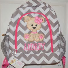 Backpack diaper bags, Chevron backpacks and Bags on Pinterest