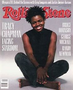 Tracy Chapman, September 1988