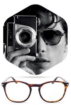 PERSOL Persol, Eyes, Glasses, Fashion, Eyewear, Moda, Eyeglasses, Fashion Styles, Eye Glasses