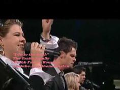 The Crabb Family featuring Terah singing Dottie Rambo classic @ Crabb Family Reunion in 2008