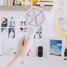 Find images and videos about kpop, white and exo on We Heart It - the app to get lost in what you love. Lightstick Exo, Chanyeol, Exo Merch, Bts And Exo, Kpop Aesthetic, My Sunshine, Fandoms, Instagram, Sticks