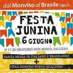 Festa Junina, Dal Monviso al Brasile Onlus
