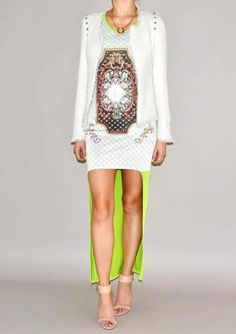 BAROQUE MODA DRESS
